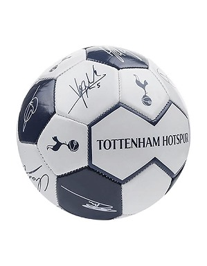 Spurs 2017/2018 Size 5 Signature Football