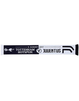 Spurs v Juventus Friendship Scarf