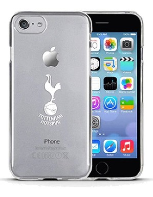Spurs iPhone 6 Clear TPU Case