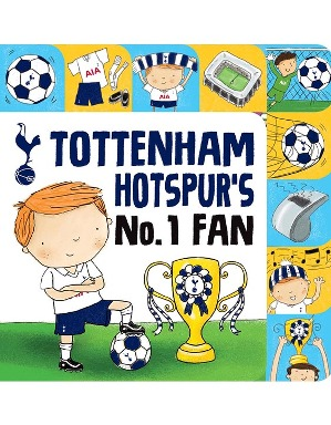 Spurs No1 Fan First Book