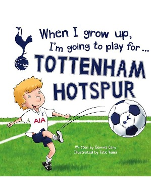 Spurs When I Grow Up Book