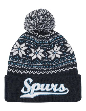 Spurs Boys Blue Flake Beanie