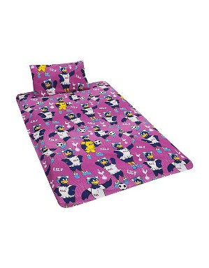 Spurs Lily Single Duvet Set