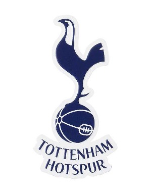 Spurs Crest Fridge Magnet