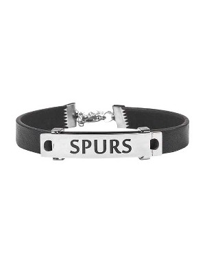 Spurs Rubber Bracelet