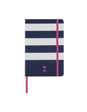 Spurs A5 Pink Crest Notebook