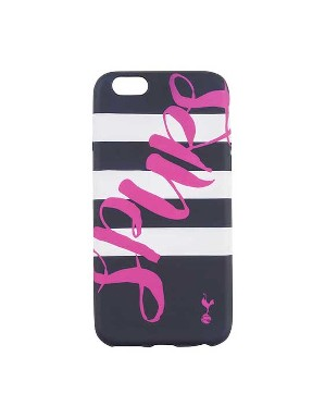 Spurs iPhone 6 Pink Crest Case