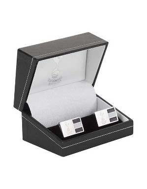 Spurs Colour Stripe Cufflinks