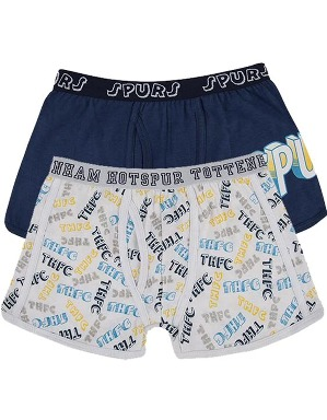 Spurs Boys Boxer Shorts