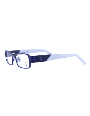 Spurs Kids Acetate Metal Glasses