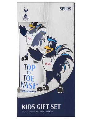 Spurs Chirpy Wash Set