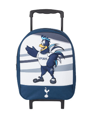 Spurs Chirpy Wheeled Suitcase