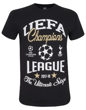 Spurs Youth Champions League Ultimate Stage T-shirt