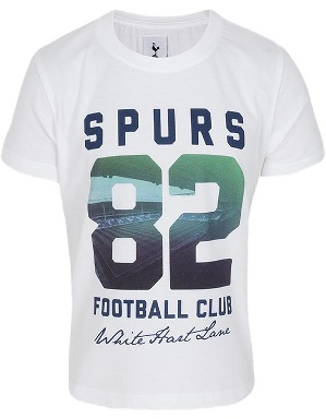 Spurs Boys Photo Print 82 T-shirt