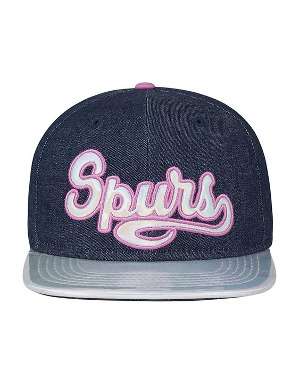 Spurs Kids Denim Snapback