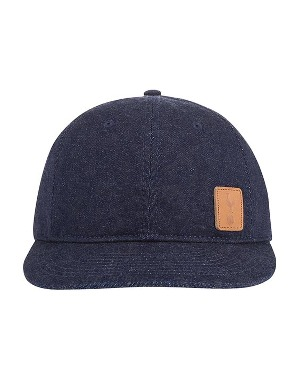 Spurs Adult Denim Tab Cap