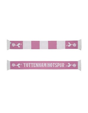 Spurs Pink Fan Scarf
