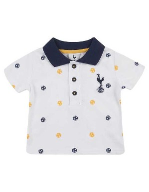 Spurs Baby Boy All Over Print Polo