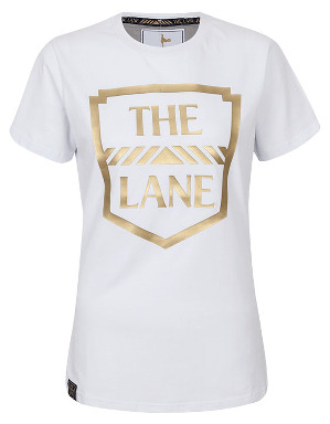 Spurs The Lane Womens Graphic T-shirt