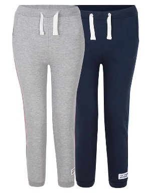 Spurs Girls Side Stripe Joggers
