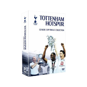 Spurs League Cup Finals DVD Set
