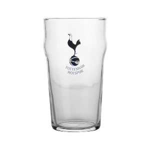 Spurs Pint Glass