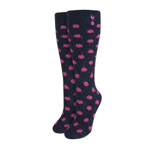 Womens Long Welly Socks