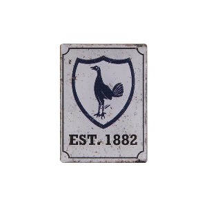 Spurs Nostalgia Pin Badge
