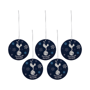 Spurs Christmas Gift Tags