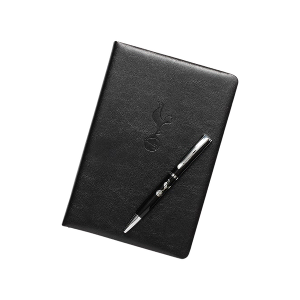 Spurs Boxed Notebook and Pen Set