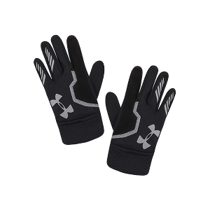 Large Under Armour ColdGear Gloves