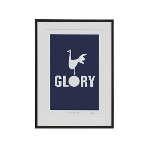 Glory of Spurs by Lo Cole