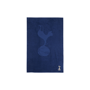 Spurs Navy Beach Towel