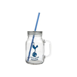 Spurs Glass Mason Jar (600ml)