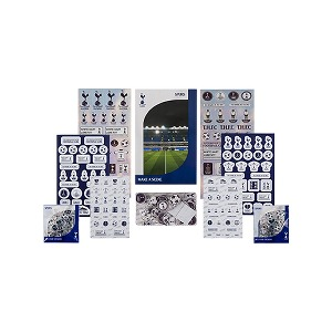 Super Spurs 500 Piece Sticker Set