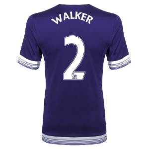 Kyle Walker Authentic Third Shirt 2015/2016