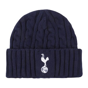 Spurs Adult Cable Cuff Beanie