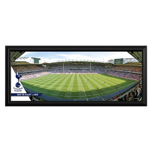 Spurs White Hart Lane Matchday Panoramic Print