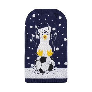 Spurs Medium Dog Christmas Jumper