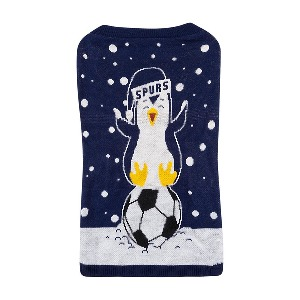 Spurs Large Dog Christmas Jumper