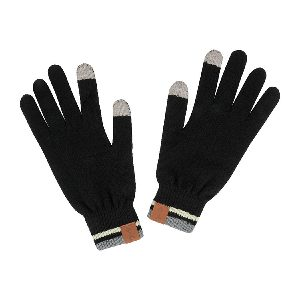 Spurs Adult Stripe Gloves