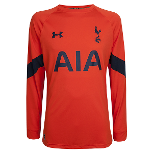 Spurs Authentic Mens Away GK Shirt 2016/2017