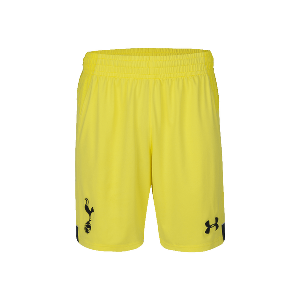 Spurs Authentic Mens Away GK Shorts 15/16