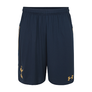 Spurs Authentic Mens Away Shorts 2016/2017