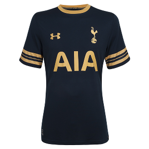 Spurs Authentic Mens Away Shirt 2016/2017