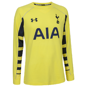 Spurs Authentic Mens Away GK Shirt 2015/2016