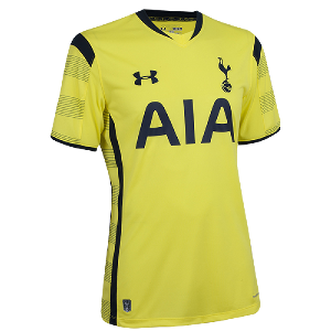 Spurs Authentic Mens Third Shirt 2014/2015