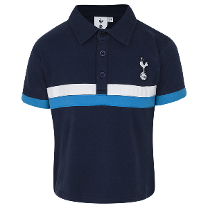 Spurs Boys Chest Stripe Polo