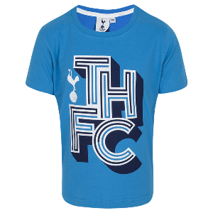 Spurs Boys THFC Gradient Print T-shirt