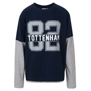 Spurs Boys Tottenham 82 double layer T-shirt